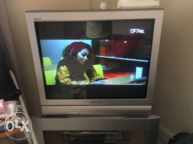 tv Panasonic 38 like brand new راس  بيروت -  5