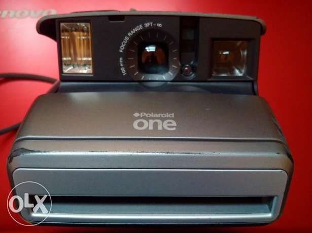 Polaroid One Instant Camera (30$)