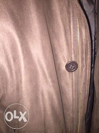 Suede Jacket for Men جاكيت شمواه Bugatti صنايع -  4
