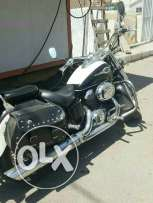 Shadow motorcycle 1996