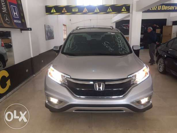 crv model 2015 ajnabe clean carfax makfoul