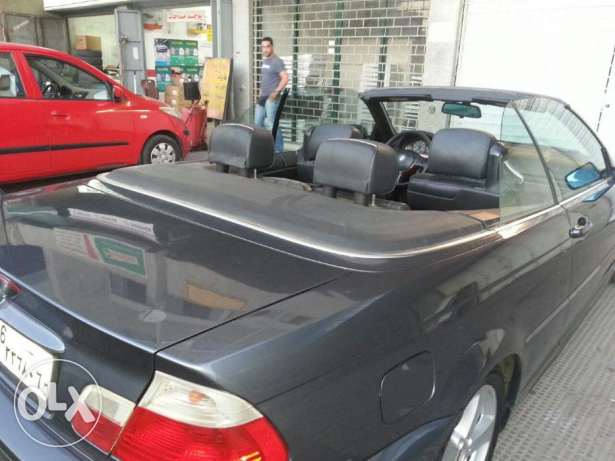 Very clean car BMW 2002 Convertible For Sale المتن -  2
