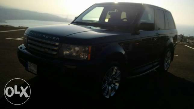 Range Rover 2007 Super charge أدما والدفنه -  3
