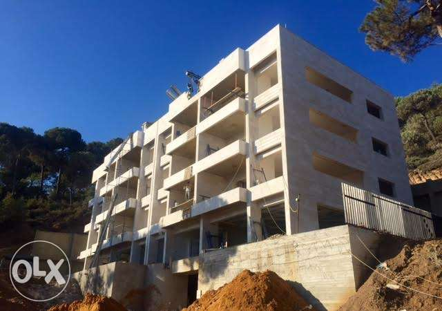 apartments for sale in bikfaya-tamraz hill المتن -  1