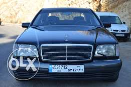 Mercedes S-500 Model 1997, Super Clean, Very good Conditions !!