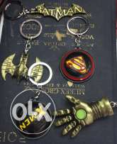 porte cle Key ring marvel