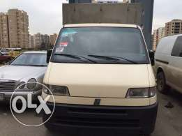 FIAt DUKATO PIK UP mod 1996 verry clean from germany