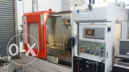 CNC Milling Machine 3 axis