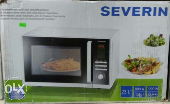 Microwave SEVERIN