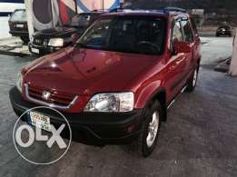 Honda CRV Model 1998 Extra Clean-4 wheel