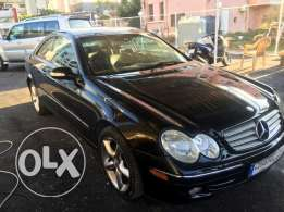 MERCEDES CLK coupe 320 like new