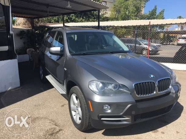 X5 2008 Clean carfax مجدليون -  2