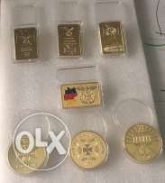 Germany Deutschland the third empire cross coin bar Collection