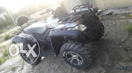 Atv cf moto 650 cc model 2006