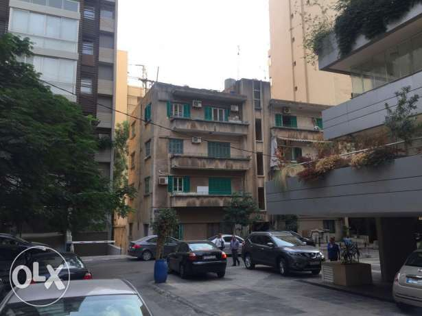 For sale a plot in Achrafieh