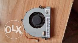 Laptop cooling fan + heat sink