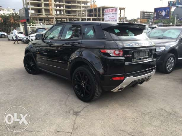 Stunning! Range Rover Evoque Dynamic Plus Black Edition Like New! بوشرية -  4