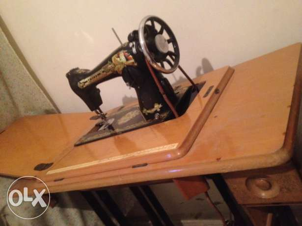 quick vintage sewing machine