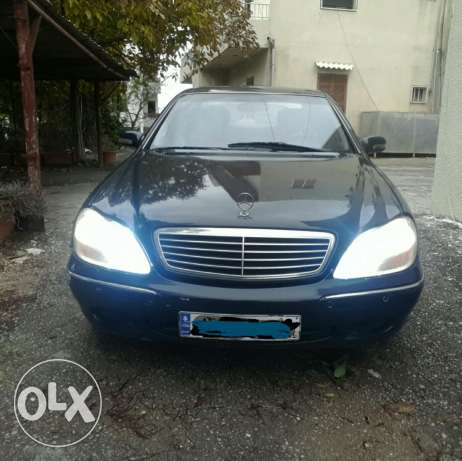 Mercedes Benz S320 For Sale