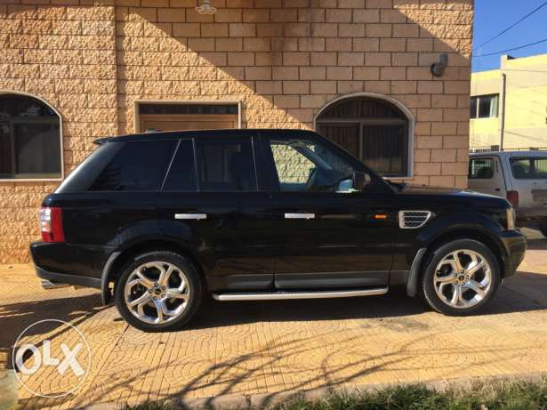 range rover supercharged 2008 حوش الزراعنة  -  5