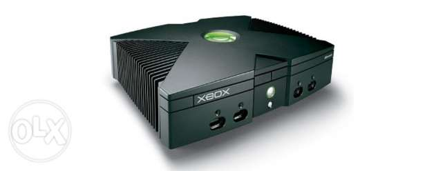 Xbox original/xbox 1 /the first xbox