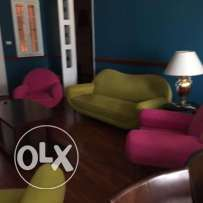 Renovated and furnished apartment for rent in Achrafieh
