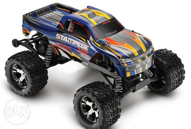 Traxxas stampede 3s