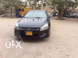 Honda Accord Coupe special addition