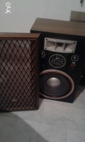 Sansui two speakers