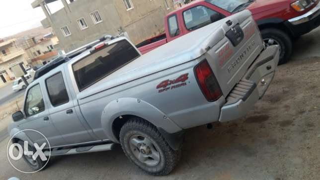 Nissan frontier 4X4 For Sale البقاع الغربي -  3