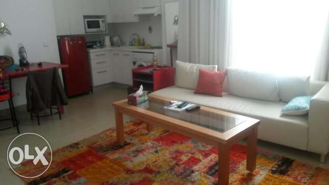 For rent, One Bedroom apartment, Saifi - Gemayze