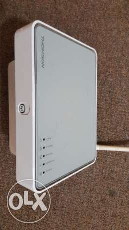 dsl router thomson