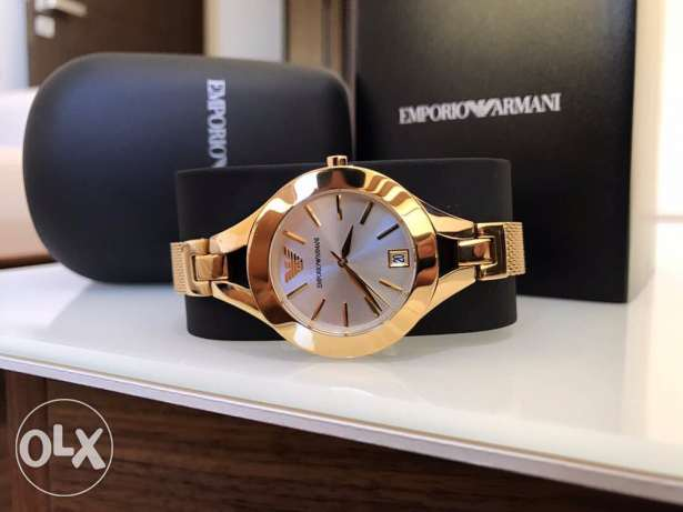 Original Armani italian women's watch