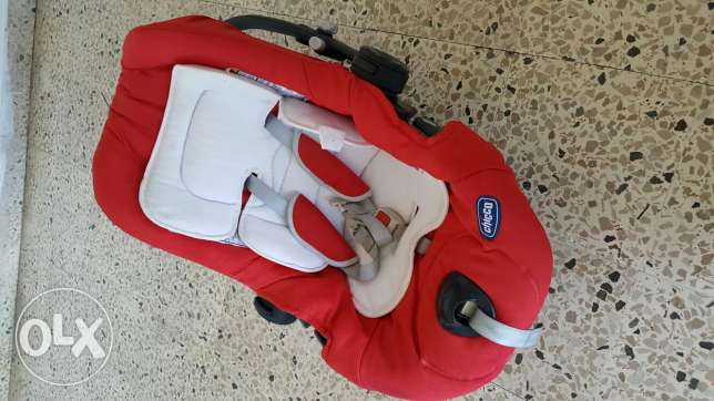 Chicco car seat level 1 بعبدا -  1