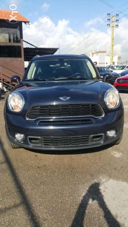 Mini cooper country man S ALL4