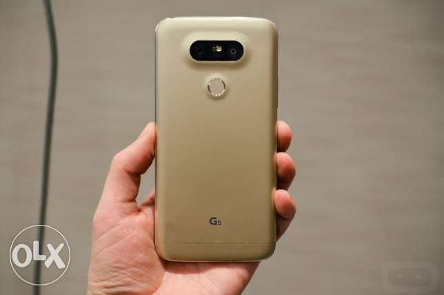 LG G5 Gold 32gb great condition