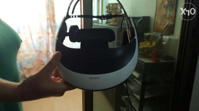 sony personal 3d viewer(sony hmzt1)