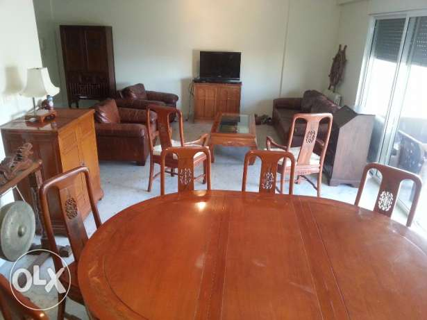 furnished appartement for rent in Hazmieh Mar Takla