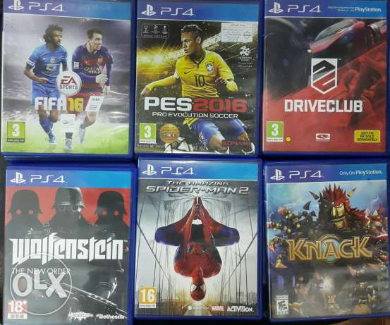 Ps4 used games like new صور -  1