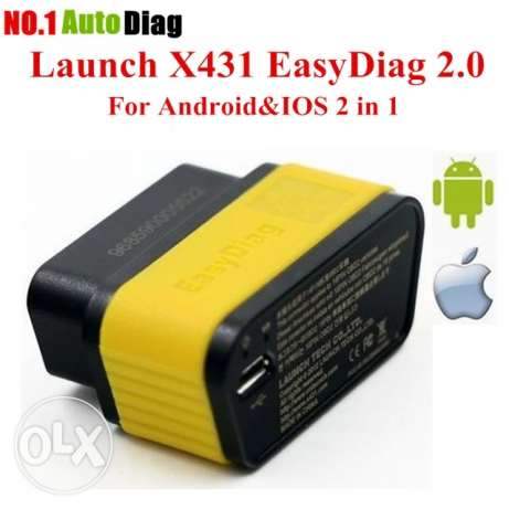 Laund obd Bluetooth and wifi full system