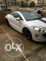 RCZ 2011, manual, 200 hp, like New,company source