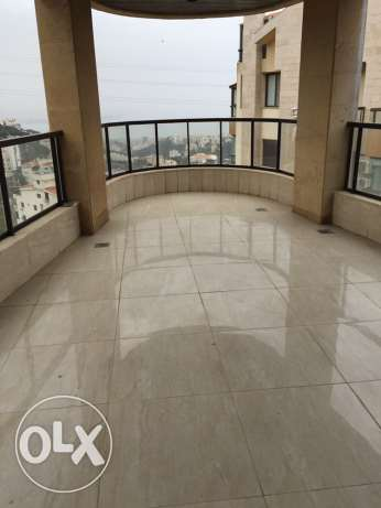 apartment dupex for rent beit el chaar