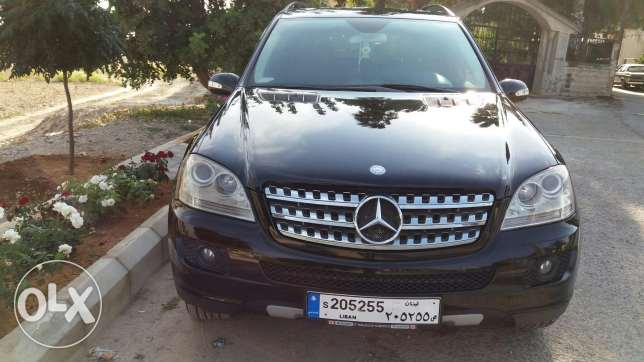 Mercedes ML very excellent conditions صور -  1