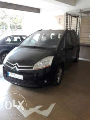 Citroën C4 Picasso in good shape/Model 2009