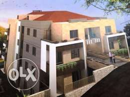 AG/413/16 Apartment for Sale in Ballouneh 200m2 + 30m2 Garden