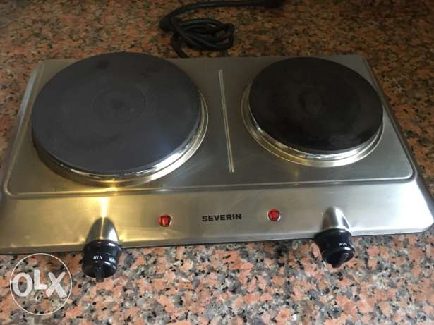 electric stove-top