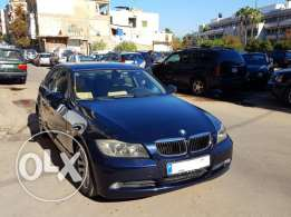 BMW 320 Sport Package-Mod:2007-Europe Specs-Automatic-0 Accidents