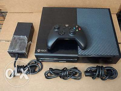 xbox one barely used