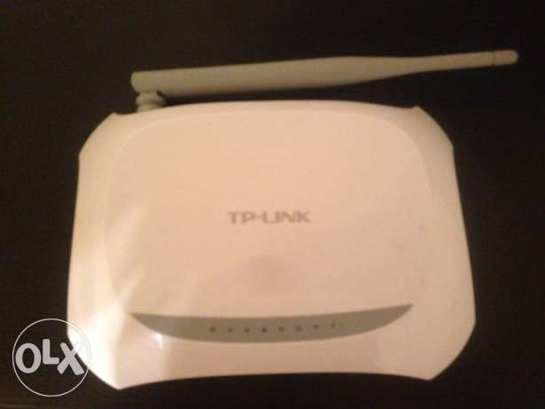 rowter TP link Used