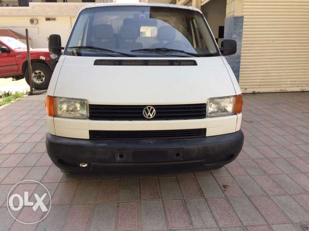 VW t4 transport van